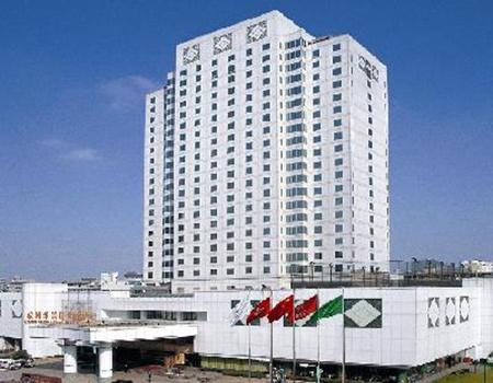 杭州维景国际大酒店采用新型轻质环保节能防火隔音复合易胜博ysb288