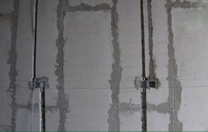 轻质水泥条板